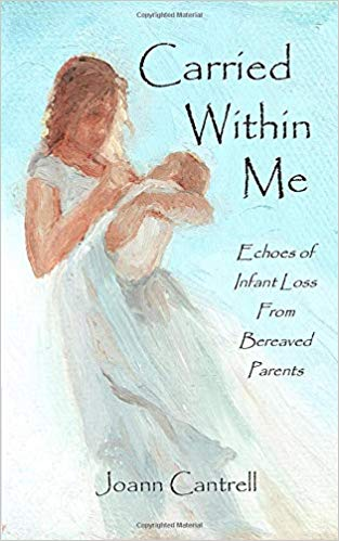 Carried within Me Book Joann Cantrell